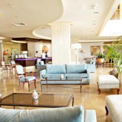 Poseidonia Hotel Lobby Area