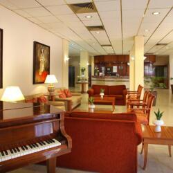 Kapetanios Odysseia Hotel Lobby