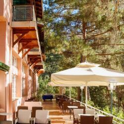 New Helvetia Hotel Pano Platres