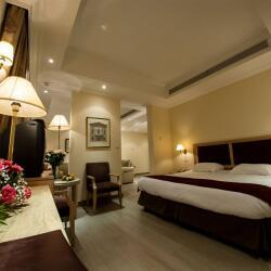 Curium Palace Hotel Rooms